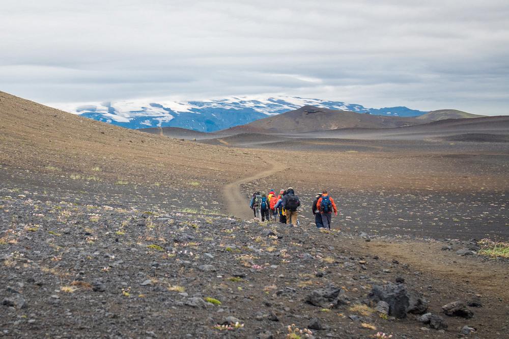 Laugavegur Trail/冰島/中部高地/旅遊/荒漠/健行/世界最美健行路線