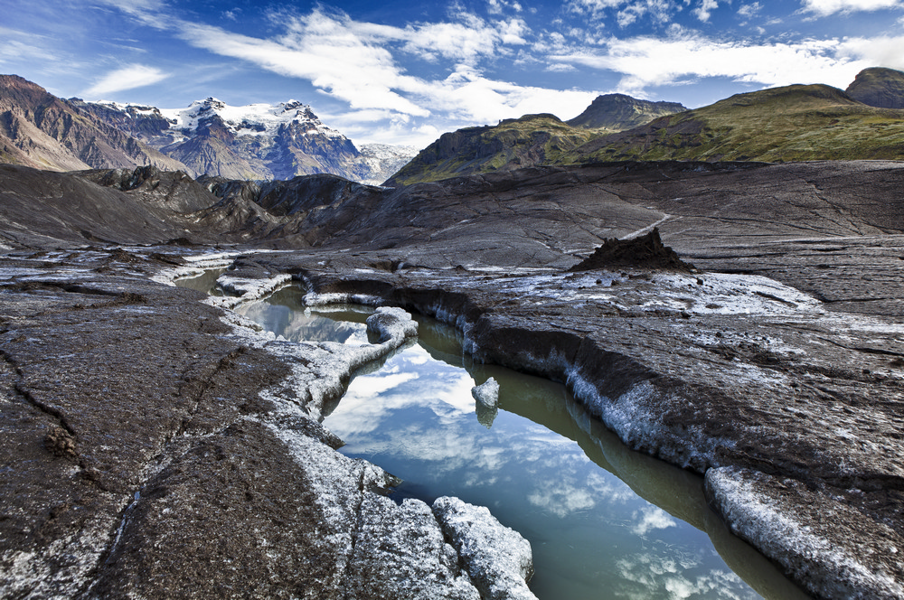 Skaftafell/冰河國家公園/冰島/旅遊/世界遺產/冰河綠洲/冰島最高峰