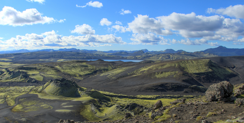Laki/冰河國家公園/冰島/旅遊/世界遺產/火山岩漠
