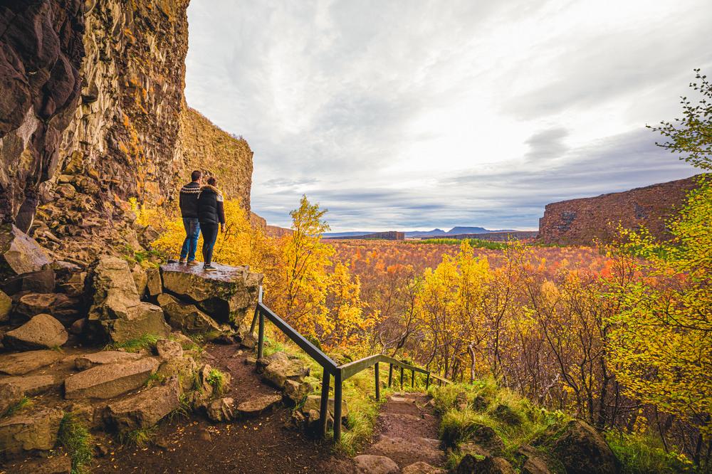 Jökulsárgljúfur/冰河國家公園/冰島/旅遊/世界遺產/馬蹄峽谷/Ásbyrgi