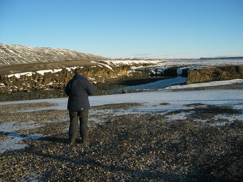 Nýidalur/冰河國家公園/冰島/旅遊/世界遺產/岩漠高地