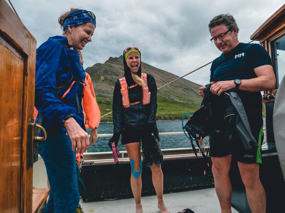 Hornstrandir/冰島/西峽灣/長跑/極限運動/帆船