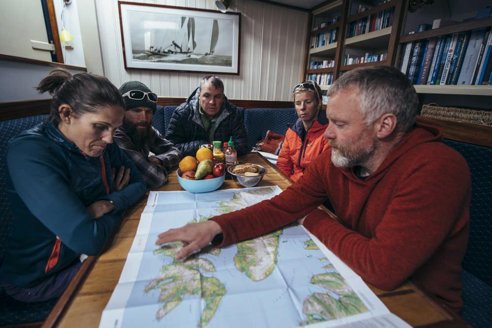 Hornstrandir/冰島/西峽灣/長跑/極限運動/峽灣航行