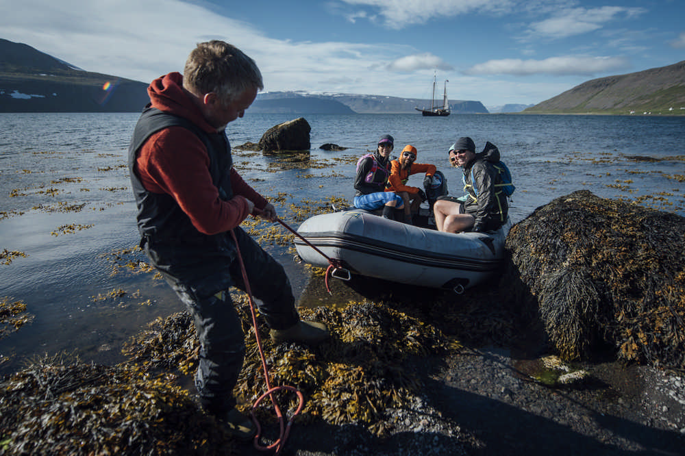 Hornstrandir/冰島/西峽灣/長跑/極限運動/歐洲最後的荒野/上陸