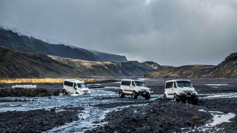 冰島/登山越野車/單線山徑/Sacred Rides/四驅車