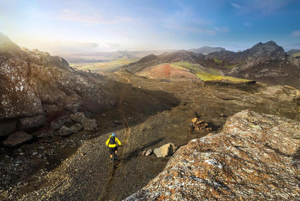 冰島/登山越野車/單線山徑/Sacred Rides/中部高地