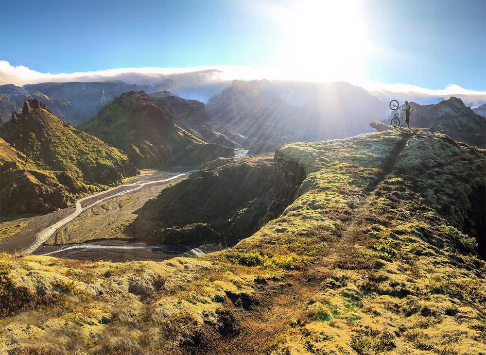 冰島/登山越野車/單線山徑/Sacred Rides