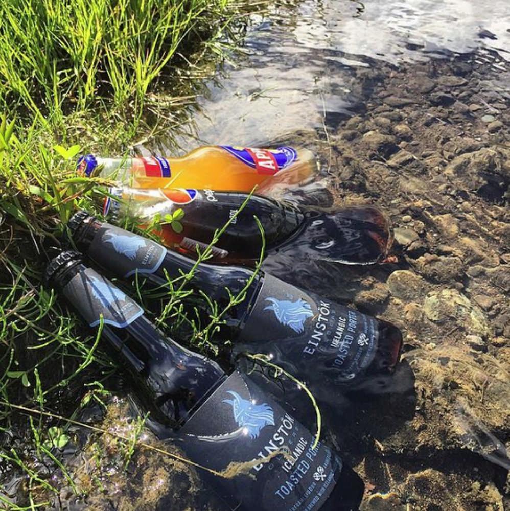冰島/登山越野車/單線山徑/Sacred Rides/冰島啤酒