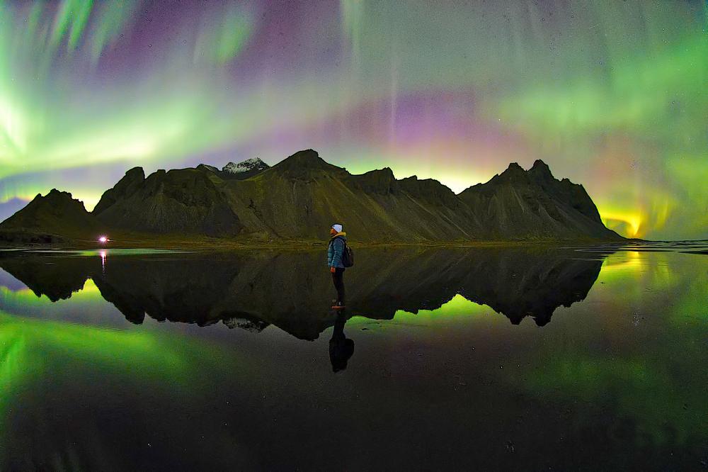 謝傑瑞/追極光/冰島/旅遊/極光攝影/打卡