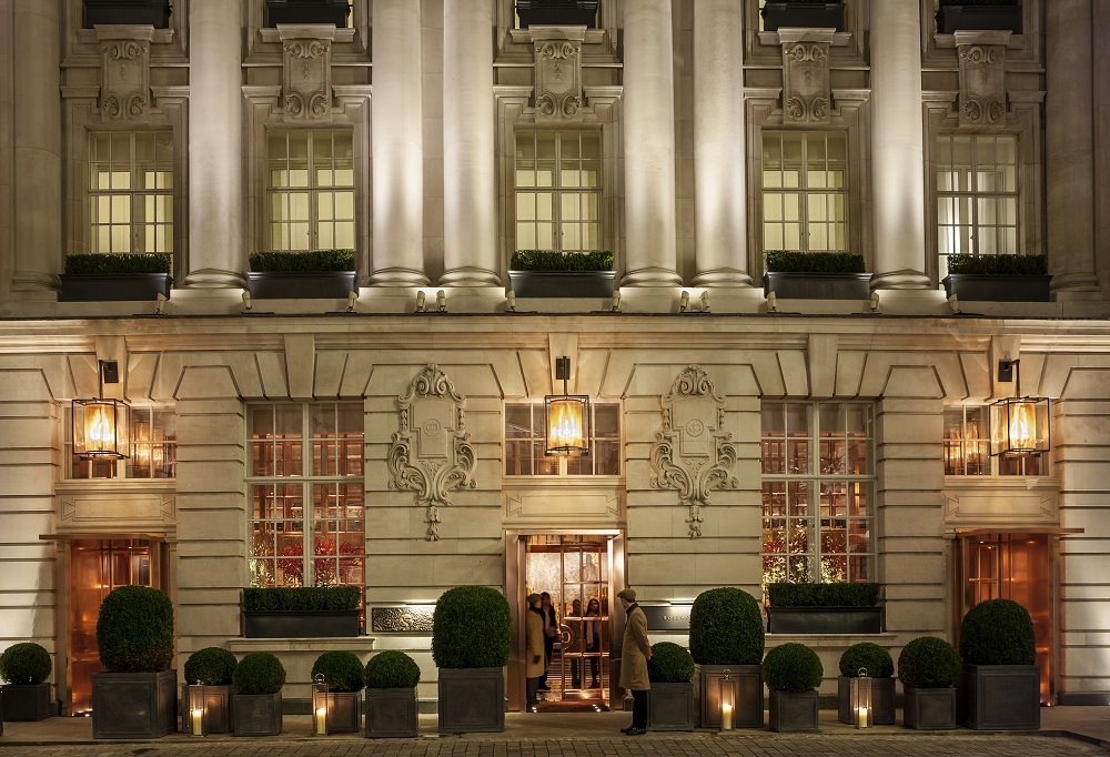 Rosewood London/倫敦/英國/英倫復古/飯店外觀