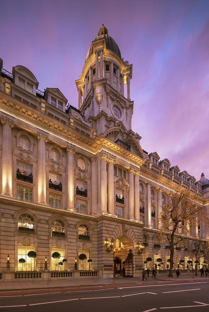 Rosewood London/倫敦/英國/英倫復古/外觀