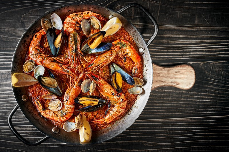 捷運大安站/台北旅遊/美食推薦/Alma Spanish Cuisine/西班牙料理