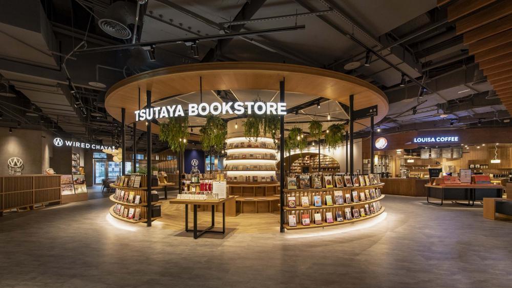 TSUTAYA BOOKSTORE南港店/CITYLINK南港店/絕美書店