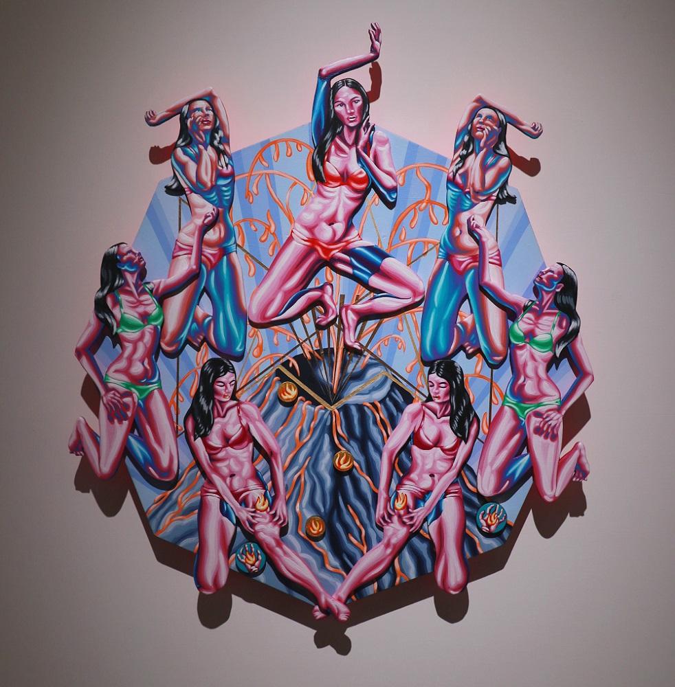 ONE ART Taipei 2020藝術台北/台北西華飯店/莎賓娜霍拉克/Sabrina Hora