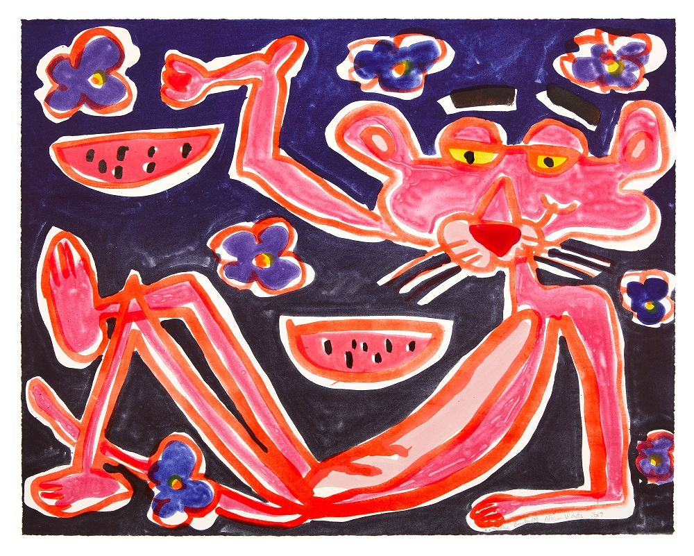 ONE ART Taipei 2020藝術台北/凱瑟琳·伯恩哈特/Katherine Bernhar