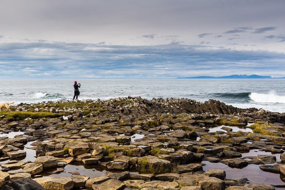 冰島自駕/Arctic Coast Way/歐洲最佳旅行地點/巨魔半島/玄武奇岩海岸