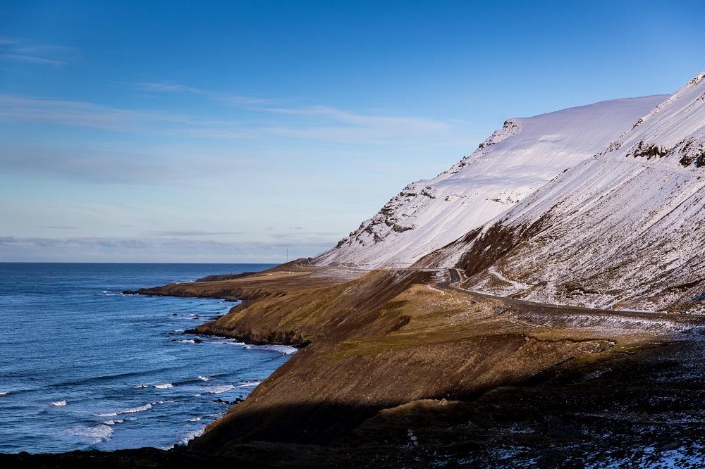 冰島自駕/Arctic Coast Way/北極海岸公路/歐洲最佳旅行地點/巨魔半島