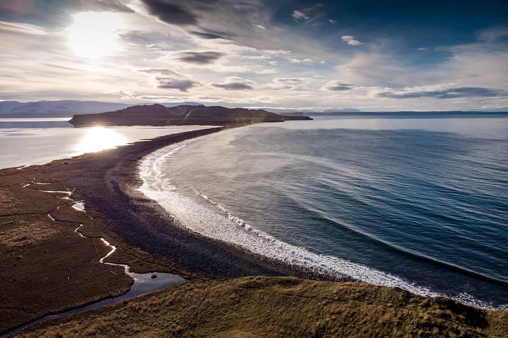 冰島自駕/Arctic Coast Way/歐洲最佳旅行地點/巨魔半島/ 海岸