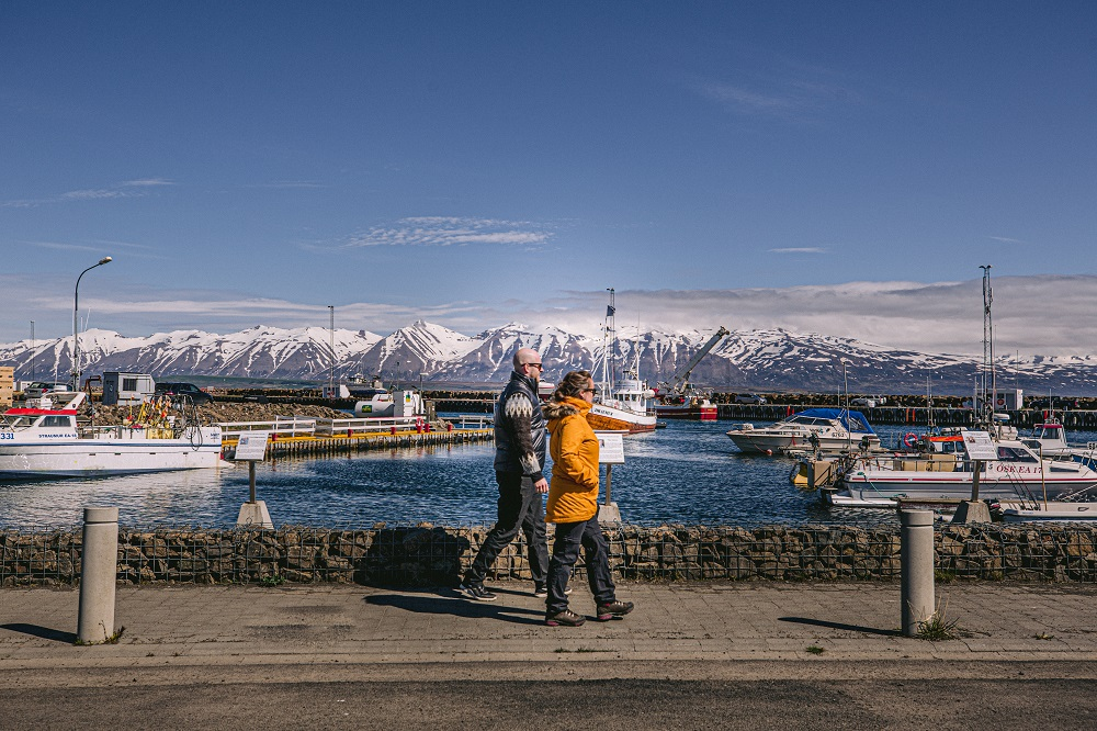 北極海岸公路/冰島自駕/寂寞星球2019歐洲最佳旅行地點/峽灣/散步