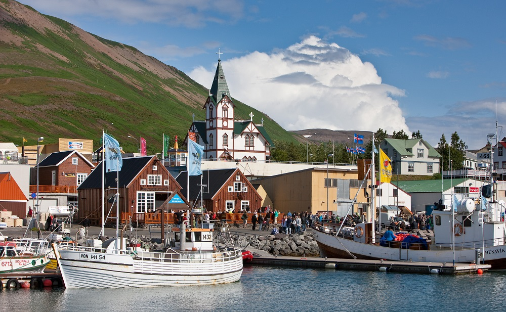 北極海岸公路/冰島自駕/寂寞星球2019歐洲最佳旅行地點/冰島第一賞鯨聖地