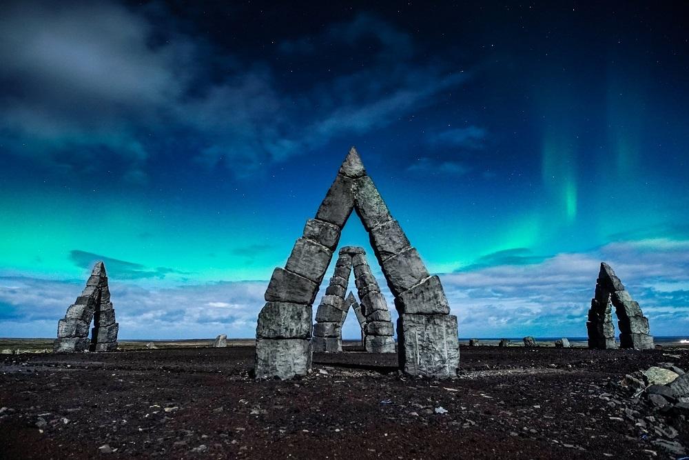 北極海岸公路/冰島自駕/歐洲最佳旅行地點/北極巨石陣/極光