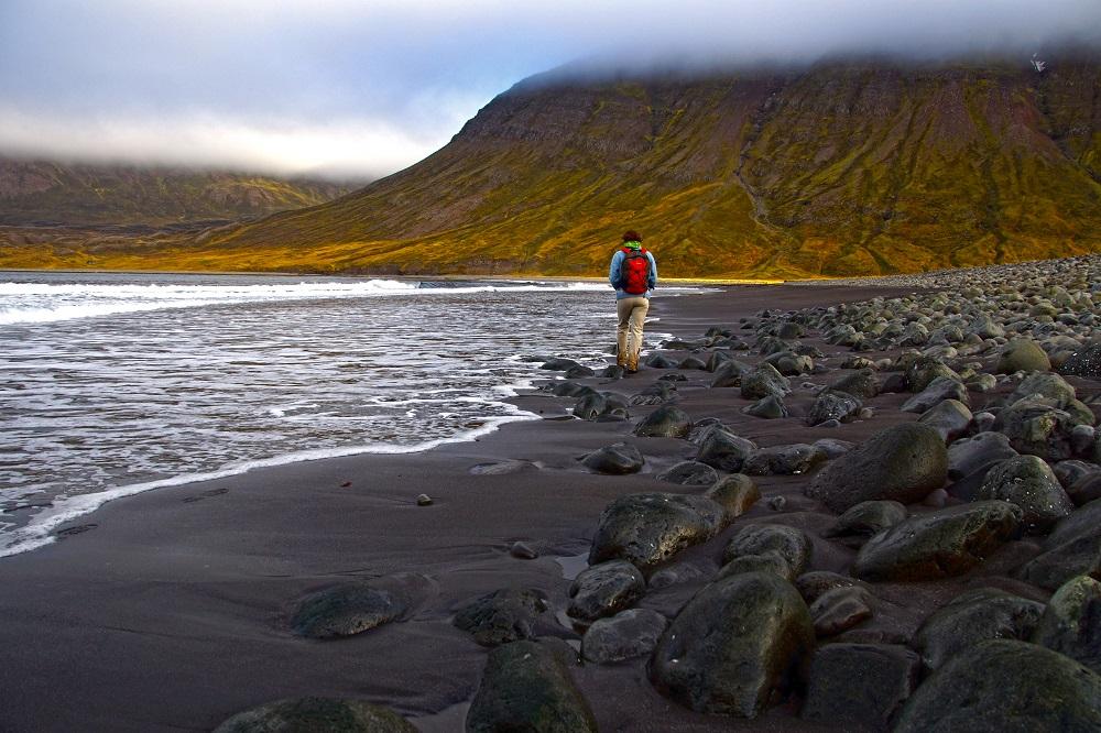 北極海岸公路/冰島自駕/歐洲最佳旅行地點/海岸