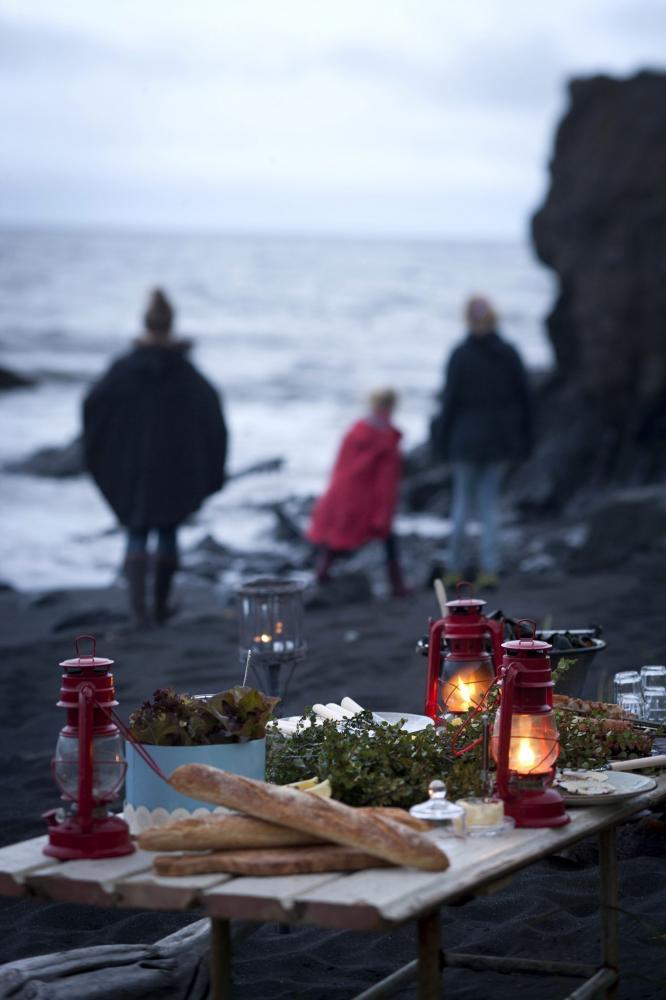 Matarauður Íslands/冰島美食/北極海岸公路/麵包