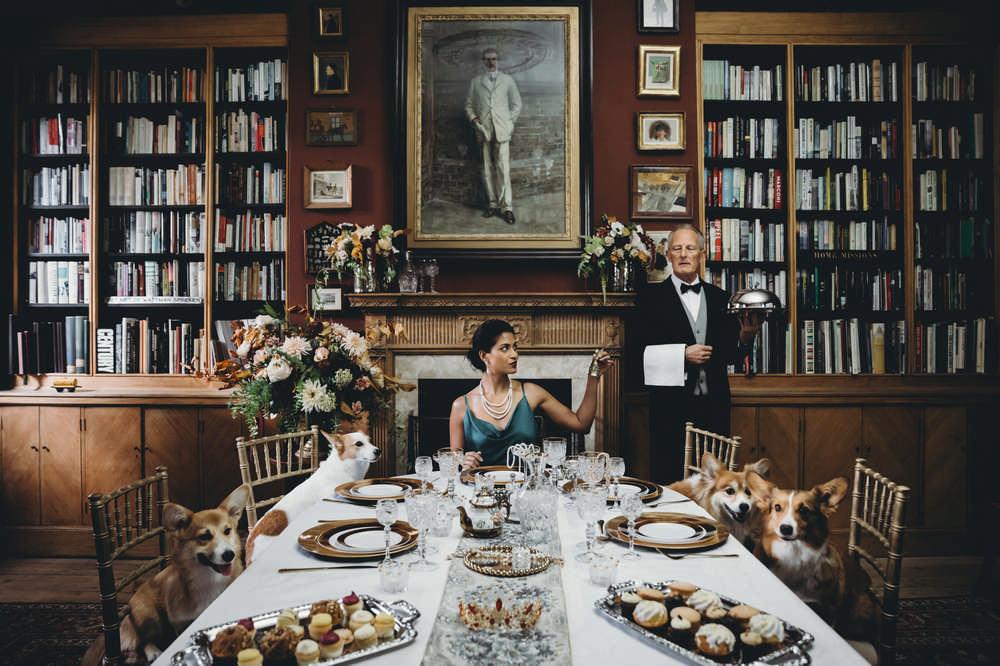 Earl of Fitzroy/倫敦/英國/旅遊/英國皇室體驗/倫敦古蹟/私人管家/柯基