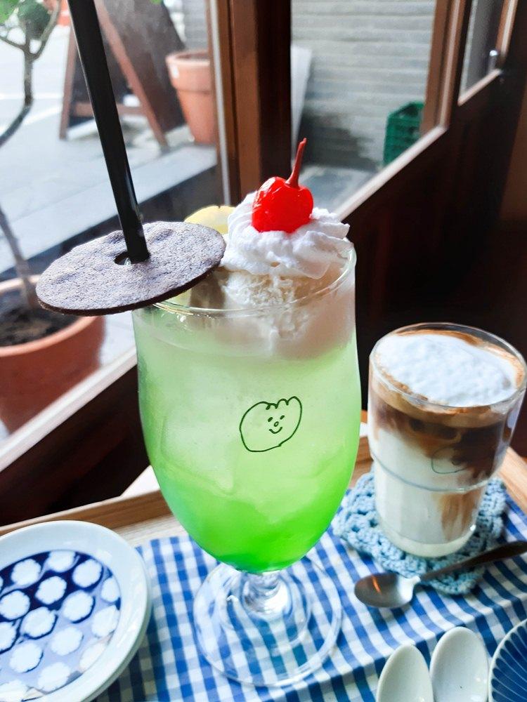 Moment Coffee/모멘트커피/哈密瓜蘇打/早午餐/美食/首爾/韓國
