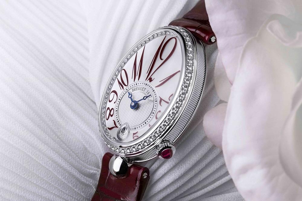 寶璣/REINE DE NAPLES 8918那不勒斯王后鑽錶