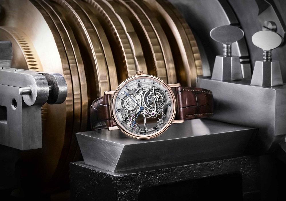 寶璣/CLASSIQUE TOURBILLON 5395超薄鏤空陀飛輪腕錶