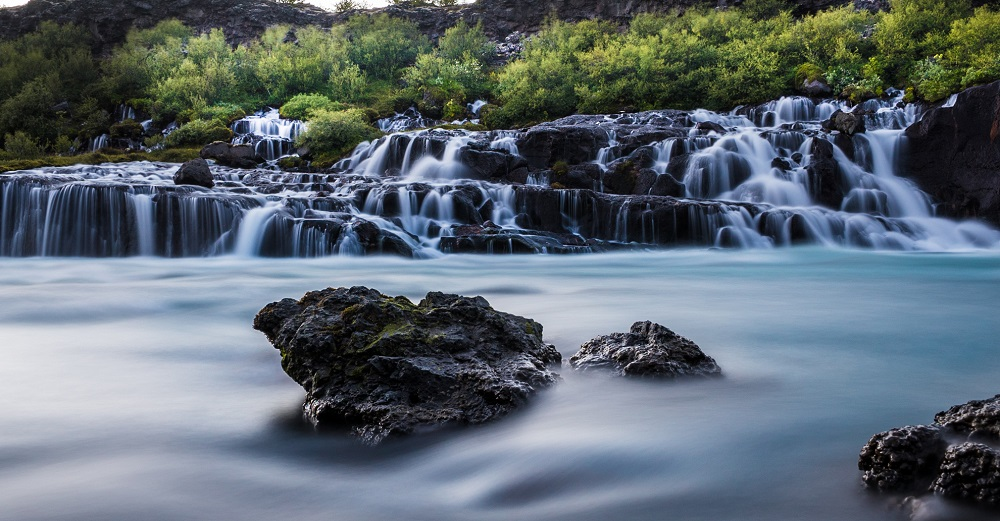 Hotel Húsafell/國家地理認證/冰島探險小屋/最獨特度假小屋/探險奢旅/瀑布