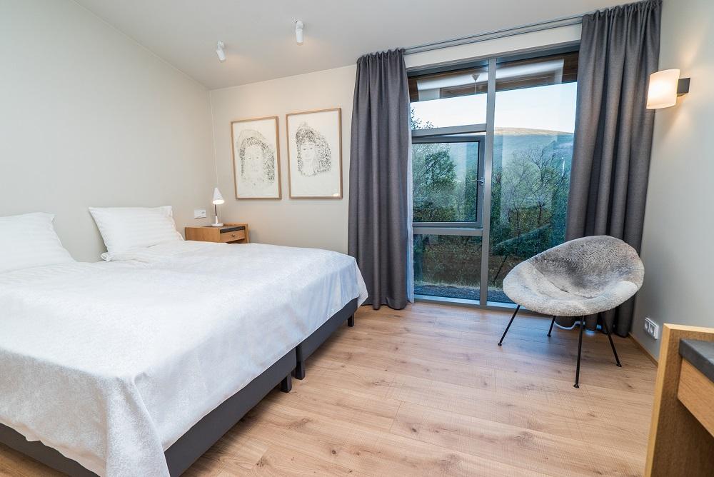 Hotel Húsafell/客房/國家地理認證/冰島探險小屋/最獨特度假小屋/探險奢旅