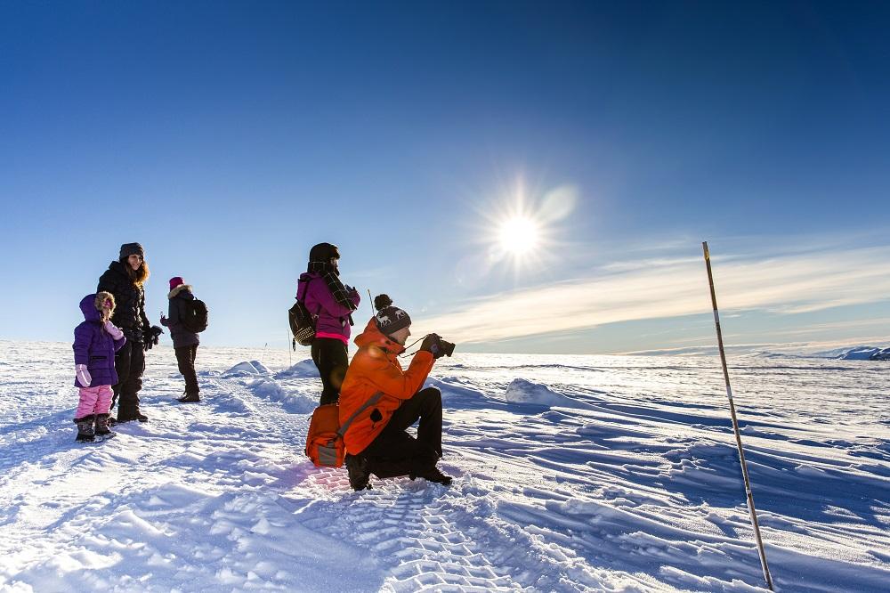 Hotel Húsafell/國家地理認證/冰島探險小屋/最獨特度假小屋/探險奢旅/雪地攝影