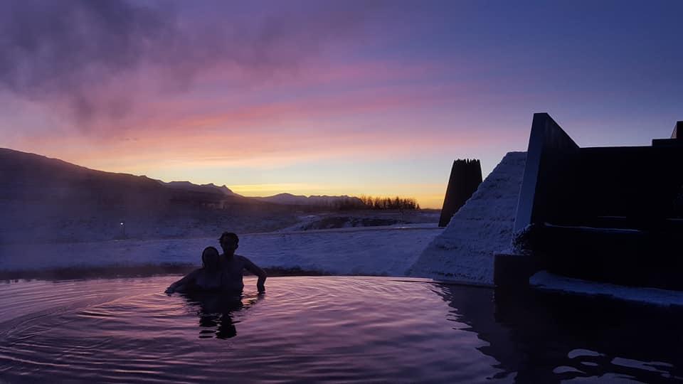 Hotel Húsafell/國家地理認證/冰島探險小屋/最獨特度假小屋/探險奢旅/溫泉