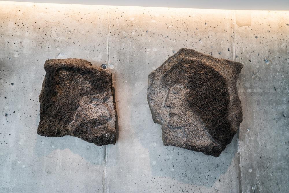 Hotel Húsafell/冰島/ Páll Guðmundsson /石雕/畫作