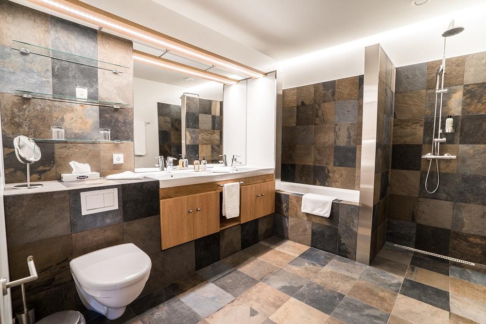 Hotel Húsafell/冰島/ 浴室