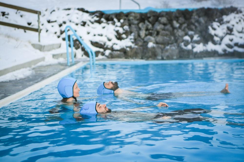 Hotel Húsafell/冰島/客房/漂浮SPA/室外地熱池
