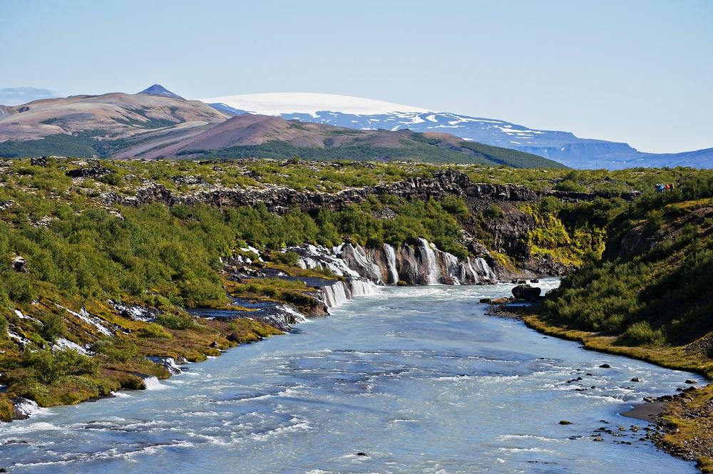 Hotel Húsafell/冰島/Hvítá 河畔漫步/ 荒野探險/健行