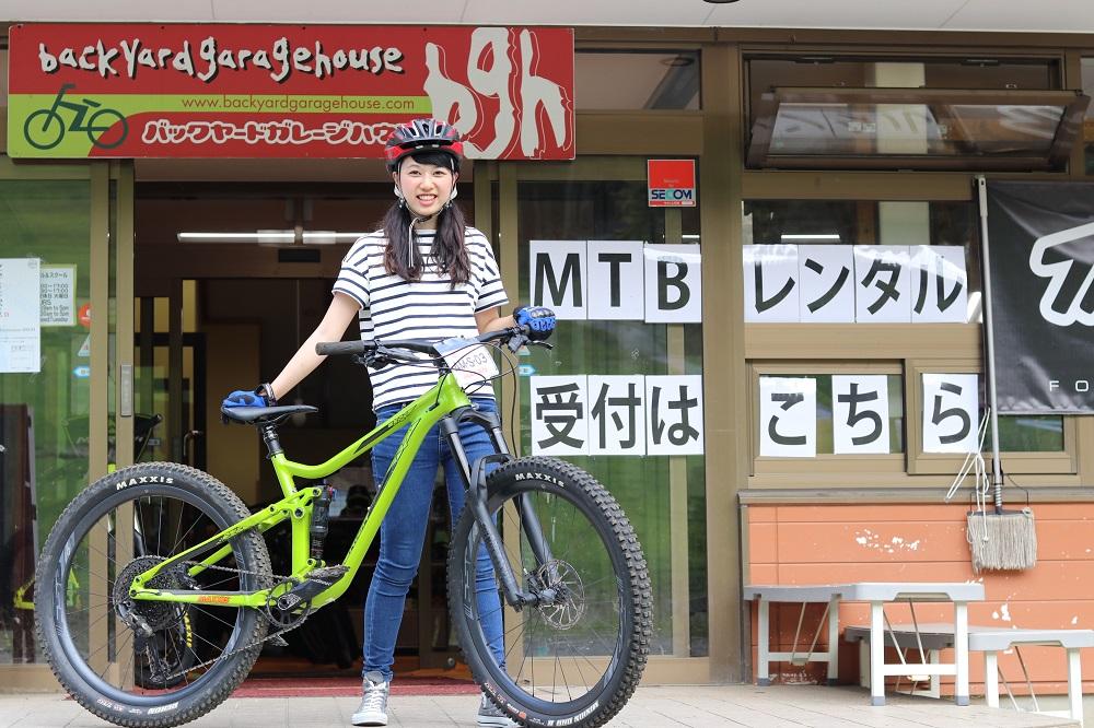 日本八岳/越野腳踏車/富士見Panorama Resort Mountain Bike Park