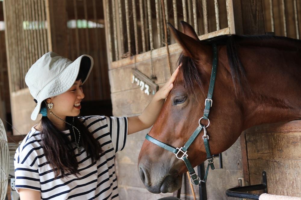 日本八岳/日本旅遊/騎馬體驗/八岳Long Riding/森林騎馬