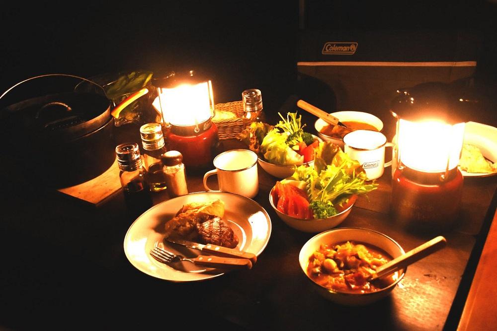 Glamping/豪華野營/日本/清里丘公園/露營熱/美味手作餐點