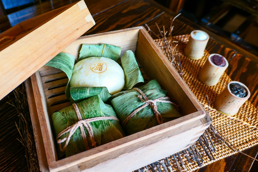 溫Kafé/竹葉蒸麵包/釜山蒸麵包/首爾人氣早午餐店