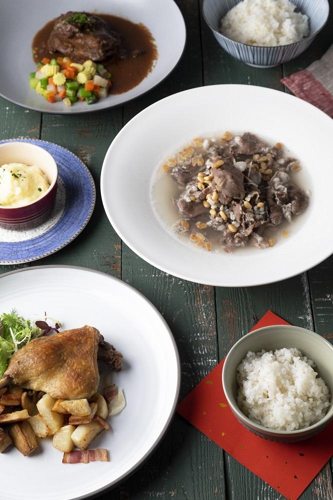 LA ONE/簡天才/年菜預購/冬季食補/羊肉松子當歸雜糧湯