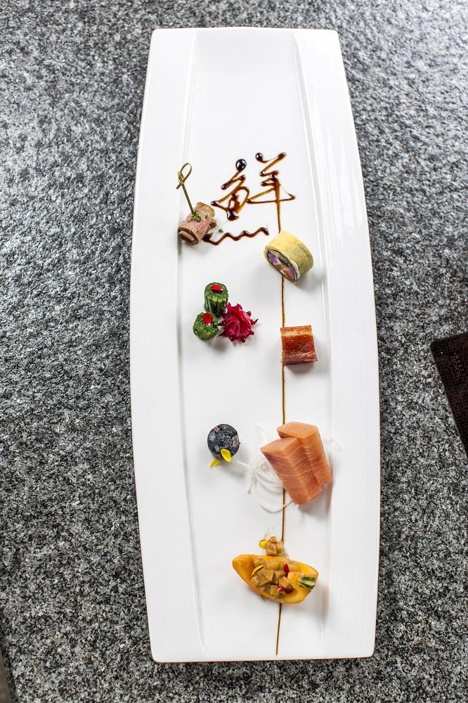 銘師傅餐廳/莊忠銘/花蓮/吉安鄉/花蓮新鮮食材/絕美擺盤