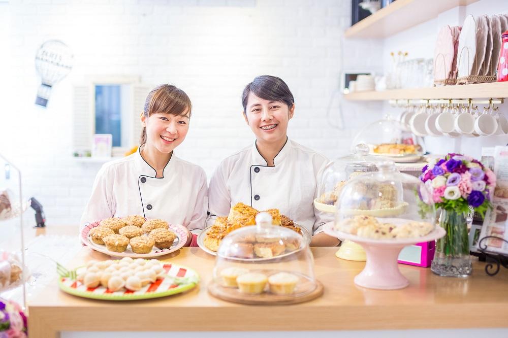 台北甜點推薦/Miss V Bakery/Virginia/Veronica /夢幻甜點店