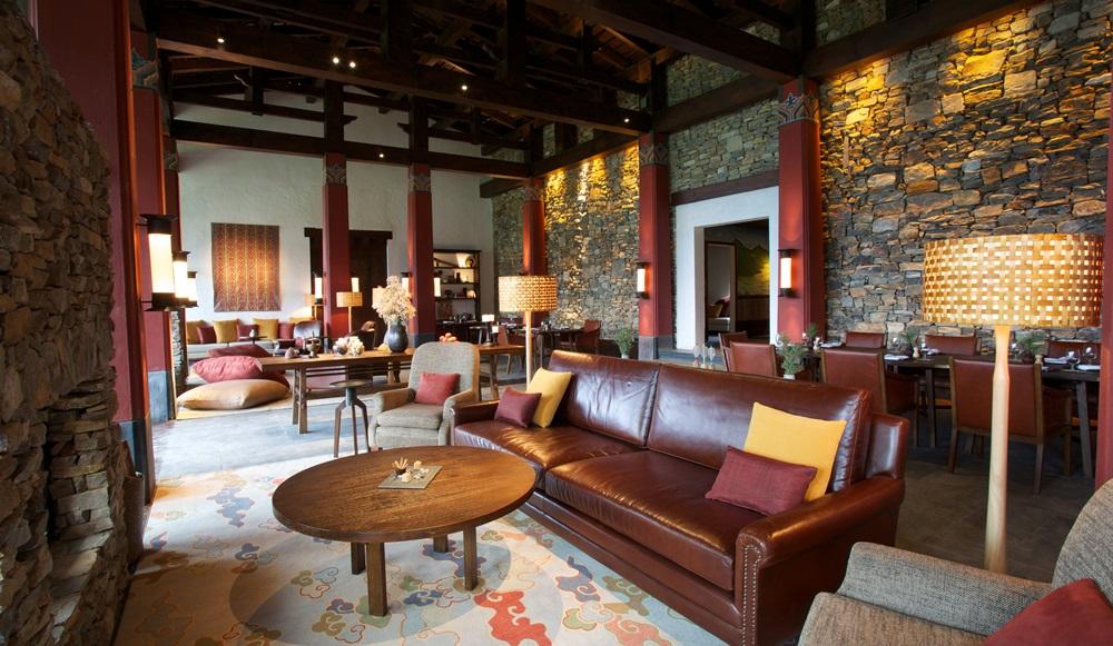 Gangtey Lodge/奢華酒店/隱世小屋/崗提山谷/不丹