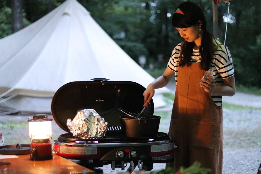 Glamping/豪華野營/日本/清里丘公園/露營熱/疏食/BBQ