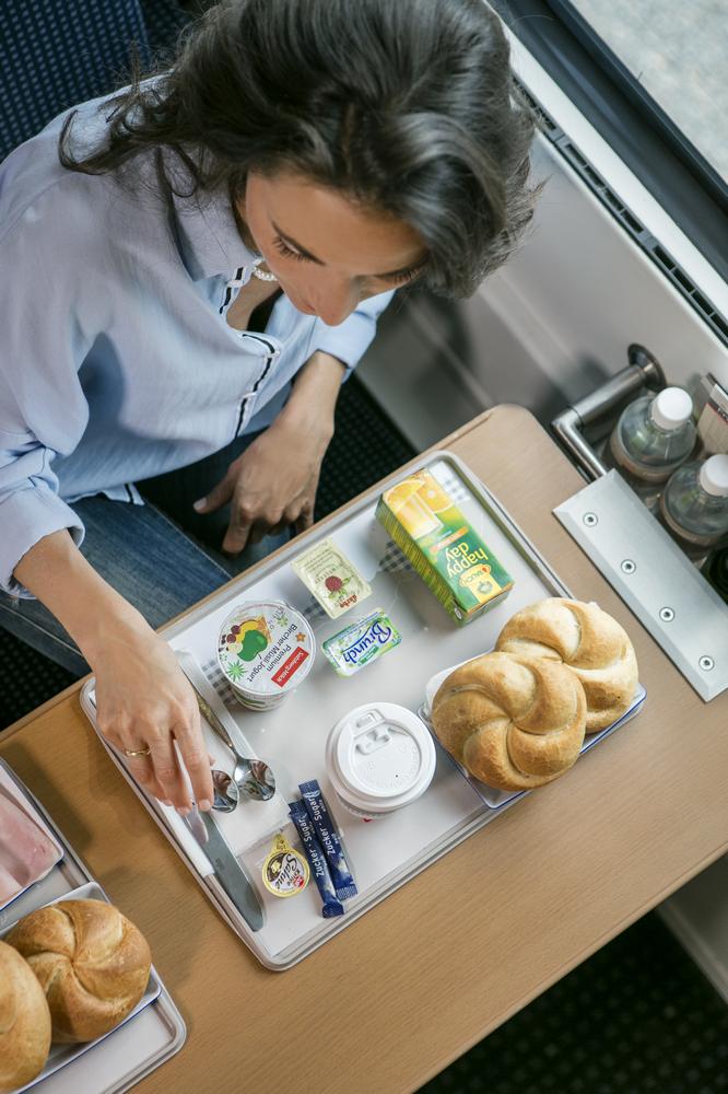 ÖBB Nightjet/奧地利/歐洲鐵道旅行/奧地利國鐵/臥舖列車/輕食