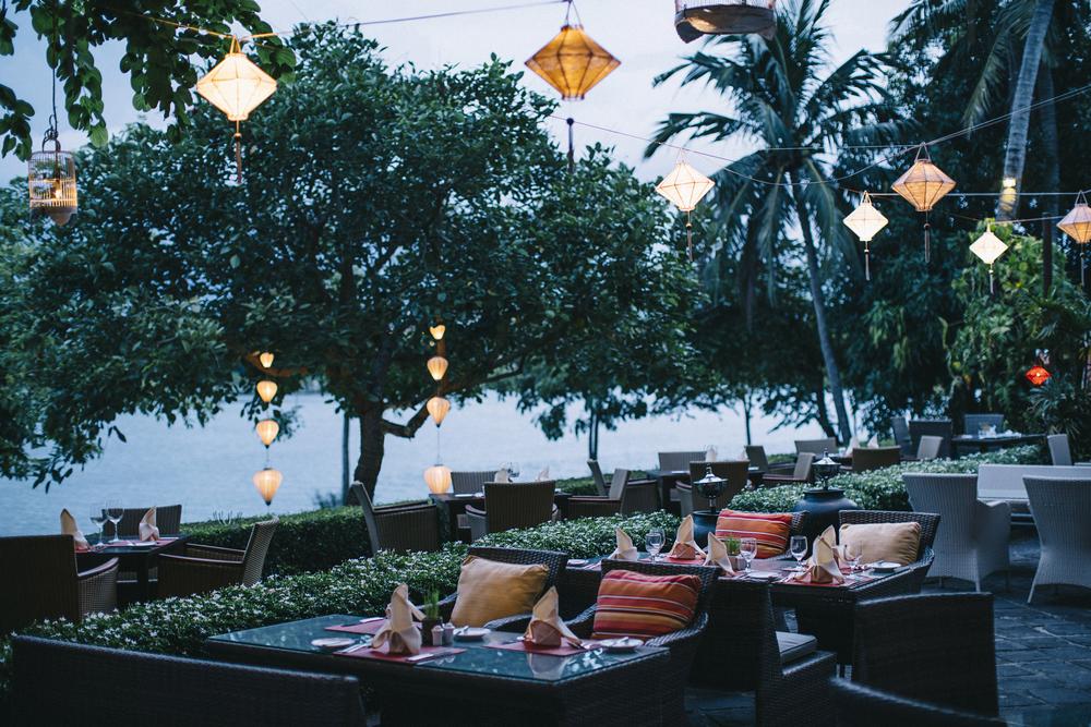 會安安納塔拉/Anantara Hoi An/會安/安納塔拉/旅遊/Riverside/餐廳
